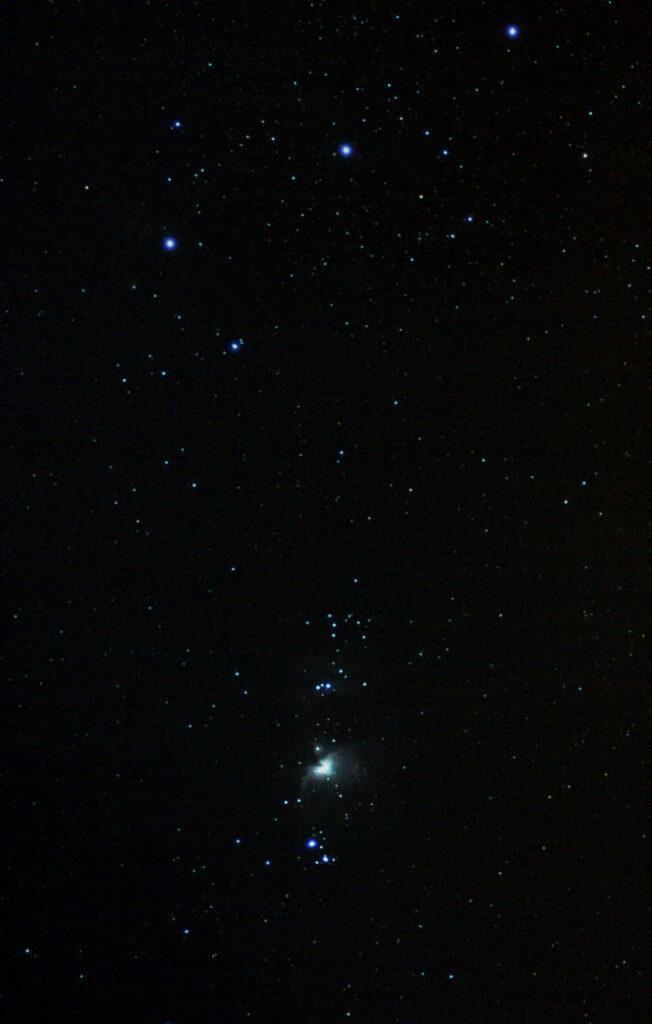 Orion-Gürtelregion